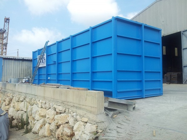Waste Water Treatment Tanks